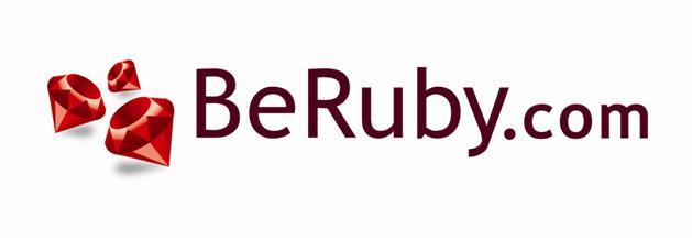 Logotipo de BeRuby