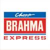 Logo Chopp Brahma Express