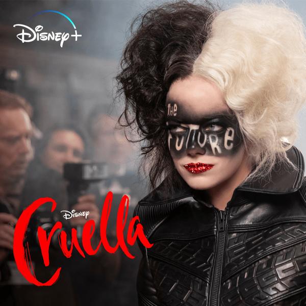 Cruella na Disney+