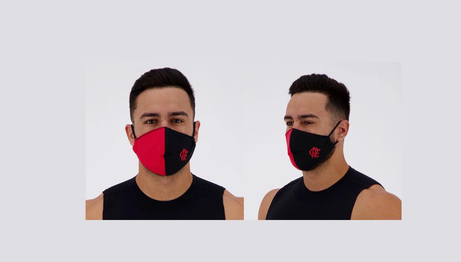 Máscaras de times na FutFanatics