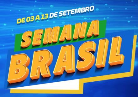 As melhores ofertas da Semana do Brasil