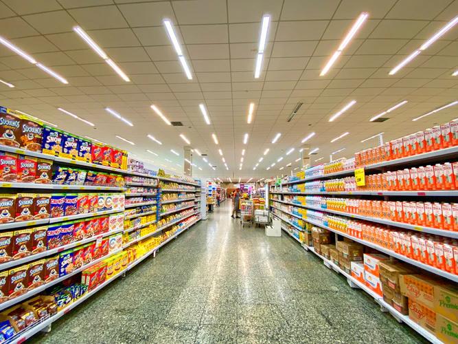 Supermercados online em beruby