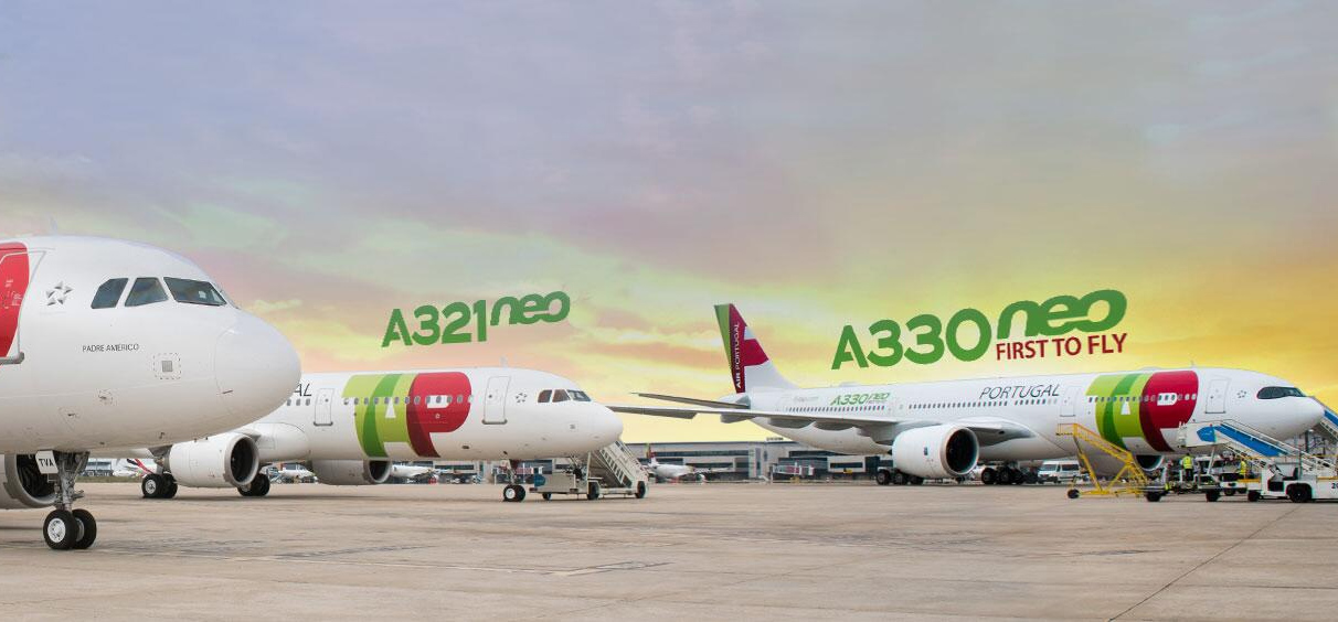 Descubra o mundo com a TAP Air Portugal